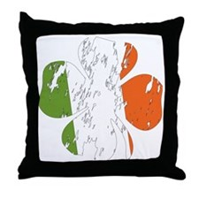 irish Throw Pillow