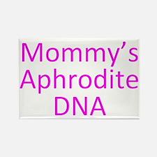 Mommys Aphrodite DNA Rectangle Magnet