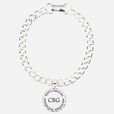 cbg_black_9in Bracelet
