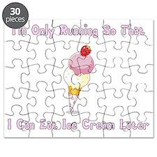 Running Ice Cream Puzzle