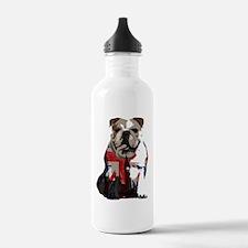 best of british Water Bottle