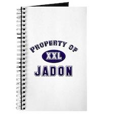 Property of jadon Journal
