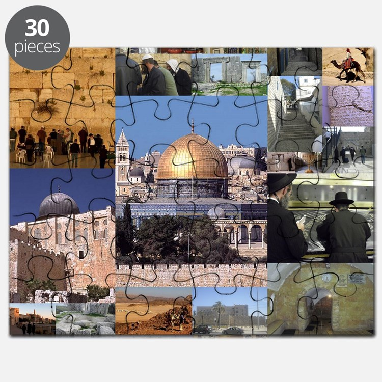 Eretz Israel Puzzle