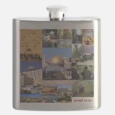 Eretz Israel Flask