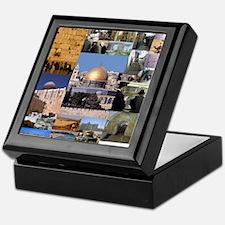 Eretz Israel Keepsake Box