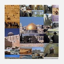 Eretz Israel Tile Coaster