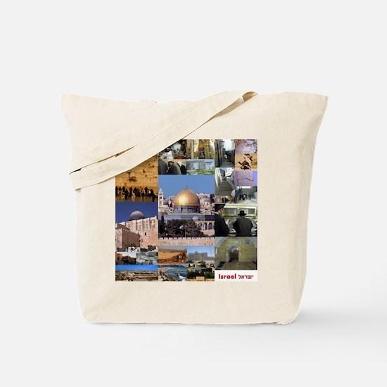 Eretz Israel Tote Bag