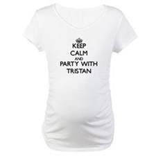 Keep Calm and Party with Tristan Shirt