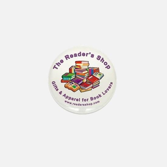 readers shop logo_10_blk Mini Button