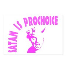 Cute anti-abortion gift Postcards (Package of 8)