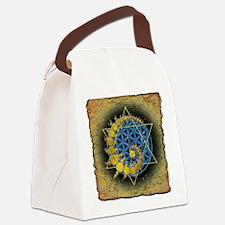 East Field Star_www Canvas Lunch Bag