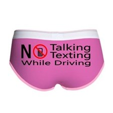 notalking_notexting Women's Boy Brief