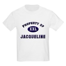 Property of jacqueline Kids T-Shirt