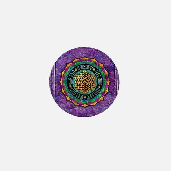 Awakening Consciousness Mini Button