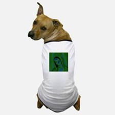 Virgen de Guadalupe - Green Dog T-Shirt