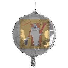 English Bulldog Balloon