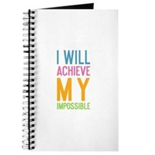 Funny Achieve Journal