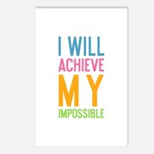 Cool Impossible Postcards (Package of 8)