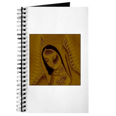 Virgen de Guadalupe - Gold Journal