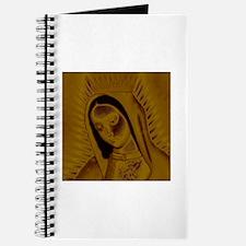 Virgen de Guadalupe - Gold Journal