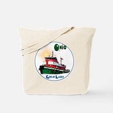 TugOhio-C10trans Tote Bag