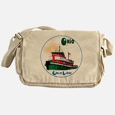 TugOhio-C10trans Messenger Bag