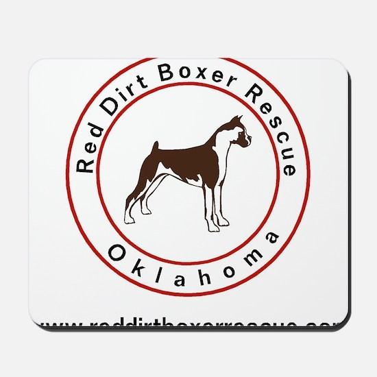 boxer1 Mousepad
