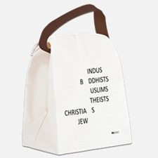 actlikehumanstinv Canvas Lunch Bag