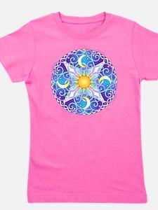 Celestial Mandala Girl's Tee