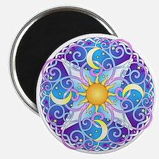 Celestial Mandala Magnet
