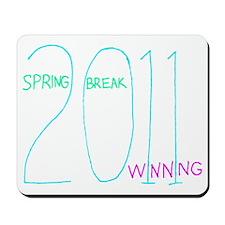 Spring Break 2011 Mousepad
