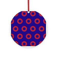 Phancy Ornament (Round)