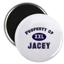 Property of jacey Magnet