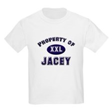 Property of jacey Kids T-Shirt