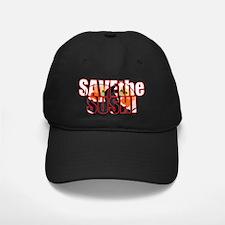 sushi3 Baseball Hat