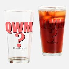 qwm-1 Drinking Glass