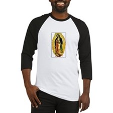 Virgen de Guadalupe Baseball Jersey