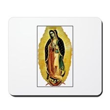 Virgen de Guadalupe Mousepad
