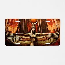 Isis 1 copy - Copy (2) Aluminum License Plate