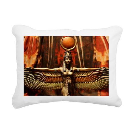 Isis 1 copy - Copy (2) Rectangular Canvas Pillow