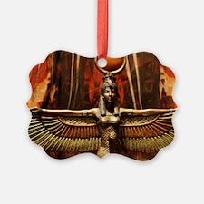 Isis 1 copy - Copy (2) Ornament