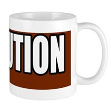Revolution-Bumper-Sticker Mug