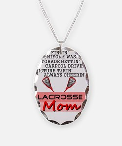 LAX MOM Necklace