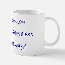 randomlazinessandlethargysmall Mug