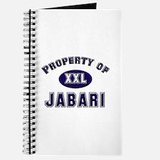 Property of jabari Journal