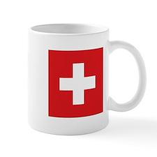 Swiss National flag Mug
