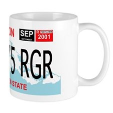 275 Washington Plate Mug
