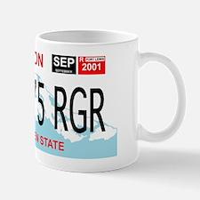 275 Washington Plate Mug