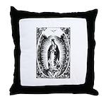 Nuestra Senora de Guadalupe Throw Pillow