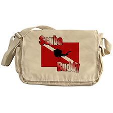 Scuba Buddy Messenger Bag